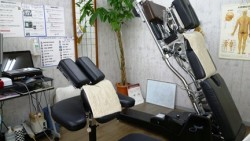 施術室は個室です